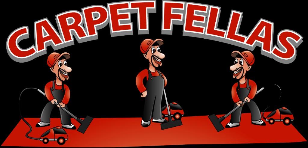 The Carpet Fellas full logo.