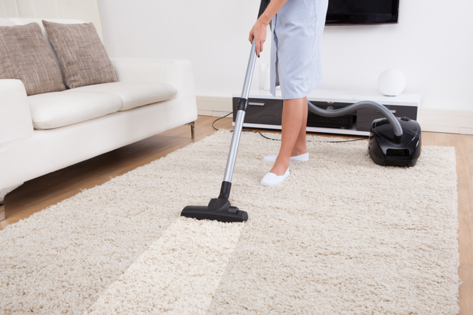 Carpet Cleaning during a pandemic